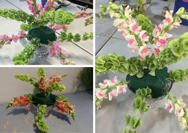 Centro De Mesa Con Gerberas Hana Flowers