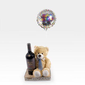 Regalo de Cumpleaños para El, Osito Ejecutivo (EL-8)