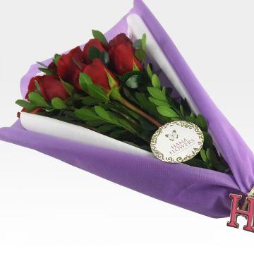 Ramo de rosas rojas II (RS-2B)