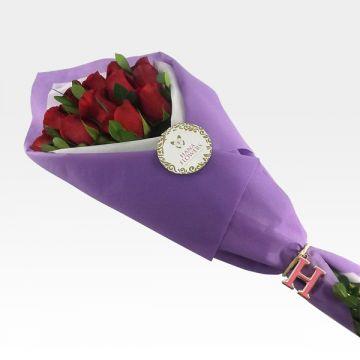 Ramo de 12 Rosas (RS-2A)