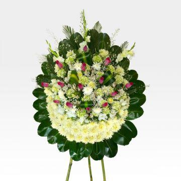 Corona de rosas (DEF-28)