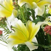 Arreglo Floral Romantico de Lirios (AR-5) - #1