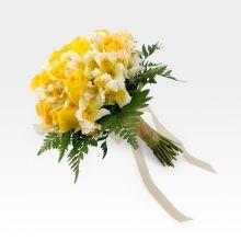 Bouquet rosas & astromelias (NV-9)
