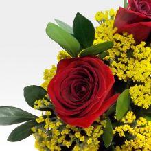 Canasta de rosas rojas (AR-32) - #1