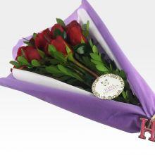Ramo de rosas rojas II (RS-2B) - #1