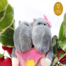 Mini Hipopotamos (HP-13) - #1