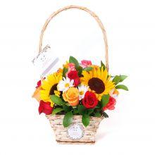 Rosas y Girasoles (RG-17) - #1